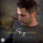 آهنگ جدید احمد سعیدی به نام هی بارون